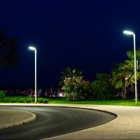 Vej- og gadebelysning